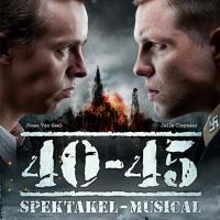 Spektakelmusical 40-45